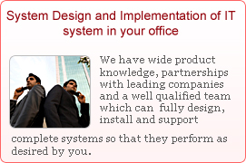 System Design and Implementation of IT | Tally.ERP 9 Acctounting Software | Cartridge Inkjet Refill | Desktop, Laptop, NoteBook Computer